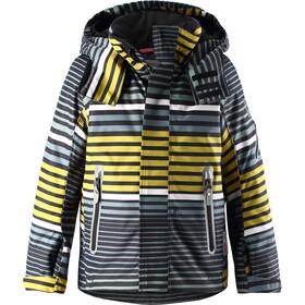 Reima Regor Reimatec Winter Jacket Gutter Yellow Moss